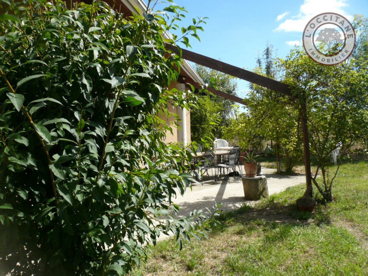 A vendre  Samatan | Réf 320072101 - L'occitane immobilier