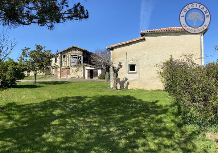 A vendre Maison à rénover Solomiac | Réf 320072123 - L'occitane immobilier