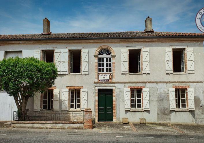 A vendre Maison bourgeoise Cadours   Réf 320072130 - L'occitane immobilier