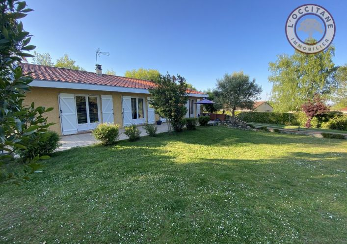 A vendre Maison individuelle Bonrepos-sur-aussonnelle | Réf 320072131 - L'occitane immobilier
