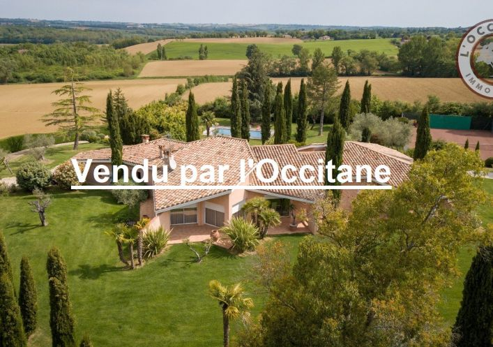 A vendre Maison Samatan   Réf 320072132 - L'occitane immobilier