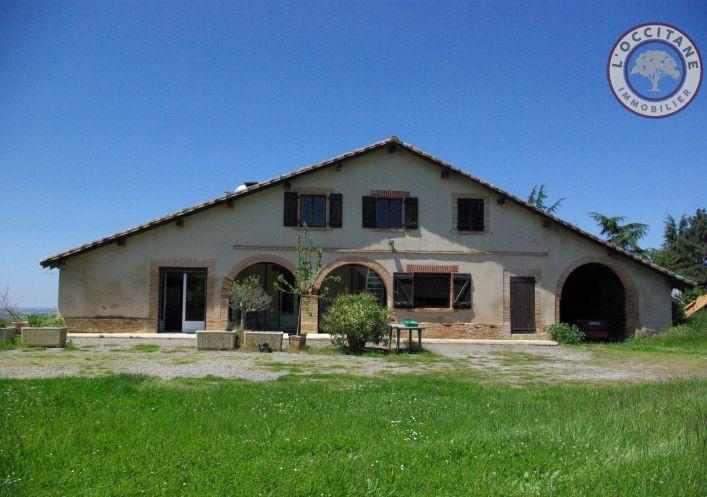 A vendre Maison de caractère Cadours | Réf 320072138 - L'occitane immobilier