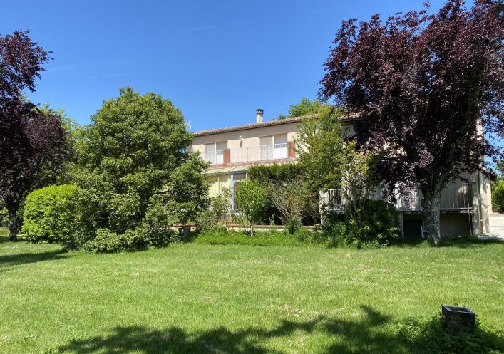 A vendre Maison Bonrepos-sur-aussonnelle | Réf 320072141 - L'occitane immobilier