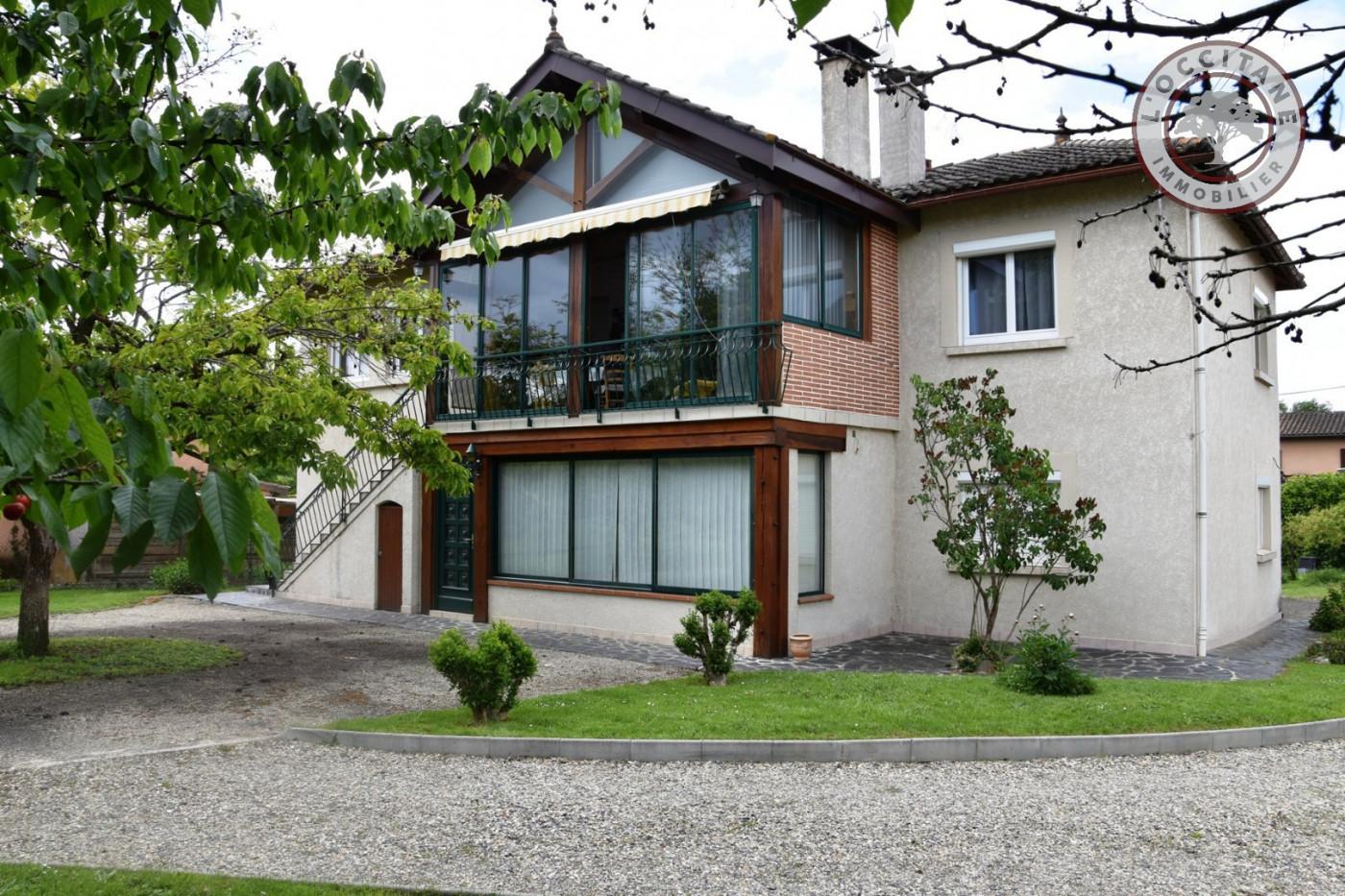 A vendre  L'isle-jourdain | Réf 320072151 - L'occitane immobilier