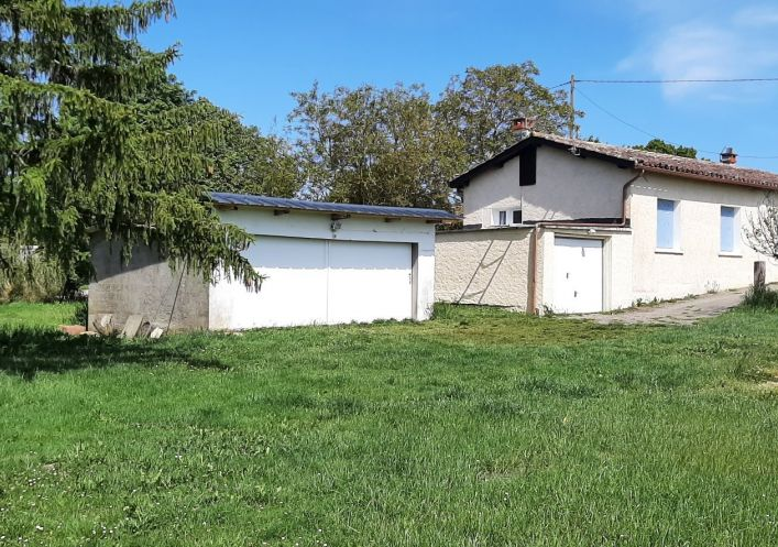 A vendre Maison individuelle L'isle-jourdain | Réf 320072158 - L'occitane immobilier