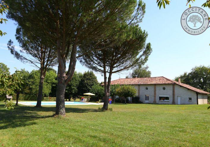 A vendre Maison de caractère Lombez | Réf 320072160 - L'occitane immobilier