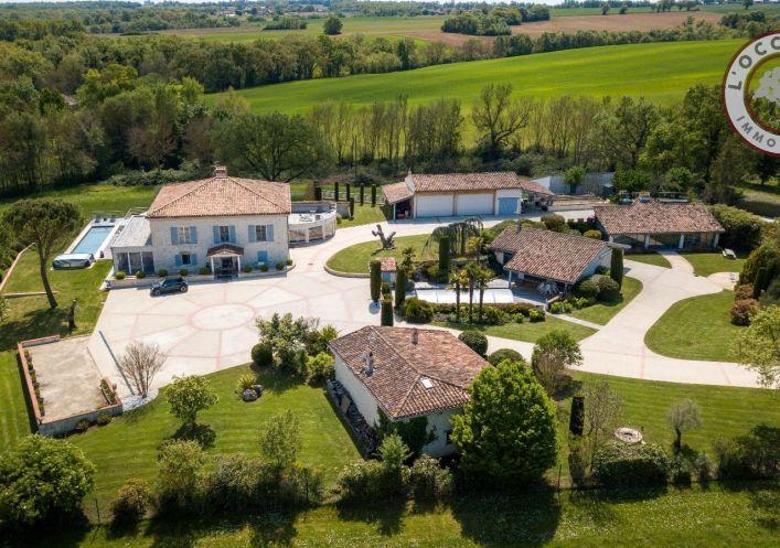 A vendre Maison L'isle-jourdain | Réf 320072169 - L'occitane immobilier