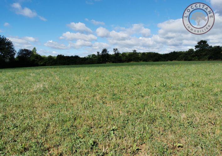 A vendre Terrain constructible L'isle En Dodon | Réf 320072182 - L'occitane immobilier