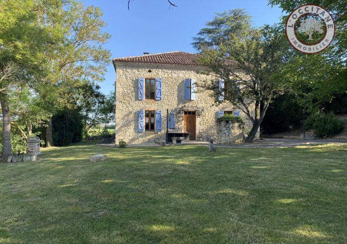A vendre Maison de campagne Mauvezin | Réf 320072189 - L'occitane immobilier