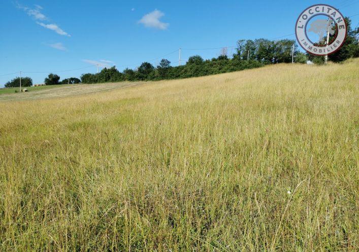 A vendre Terrain constructible Simorre | Réf 320072201 - L'occitane immobilier