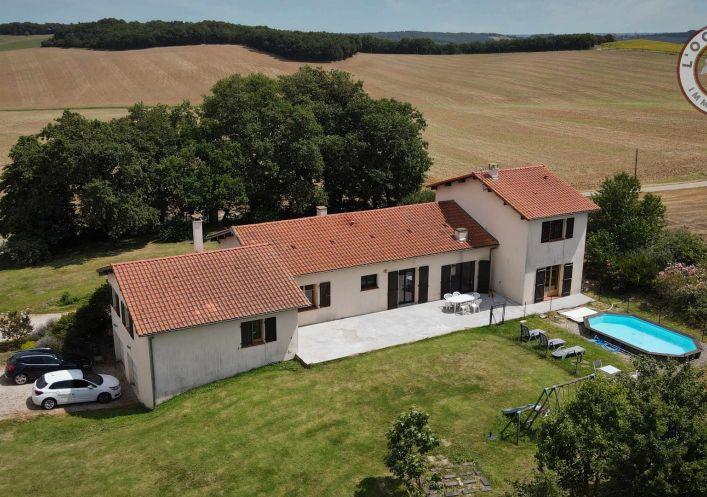 A vendre Maison Cadours | Réf 320072216 - L'occitane immobilier