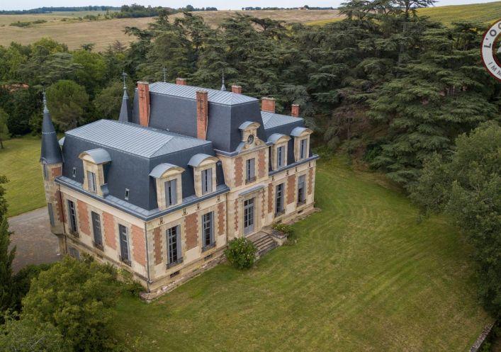 A vendre Château Auch   Réf 320072220 - L'occitane immobilier