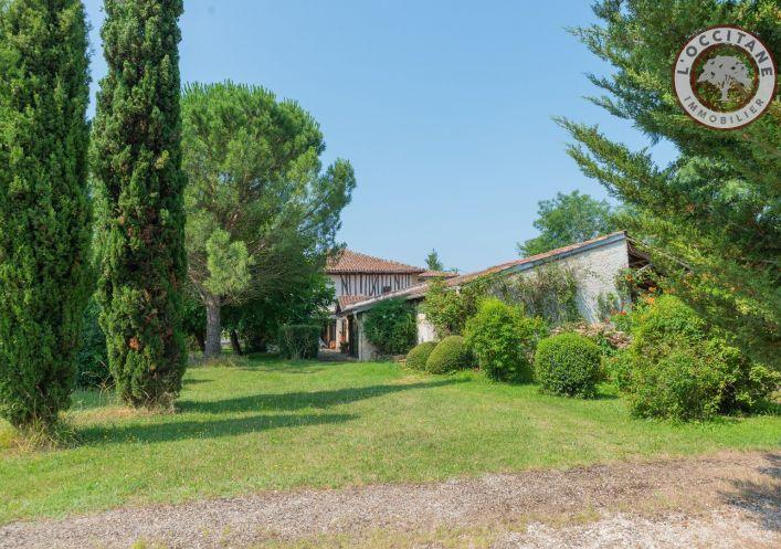 A vendre Maison de caractère Boulogne Sur Gesse | Réf 320072224 - L'occitane immobilier