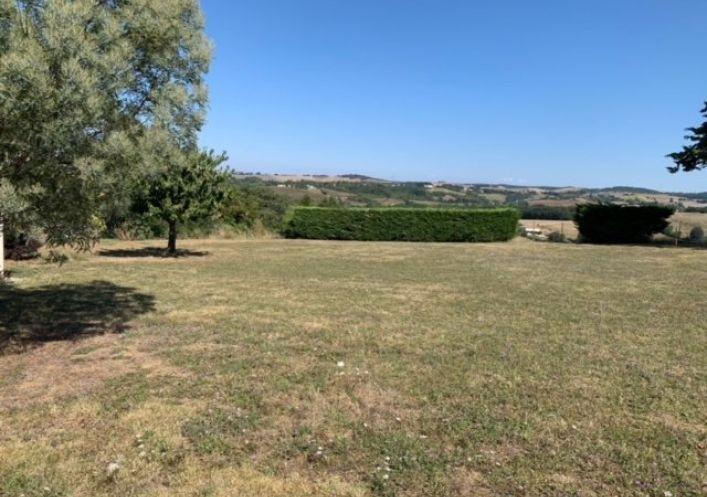 A vendre Terrain constructible L'isle-jourdain | Réf 320072234 - L'occitane immobilier
