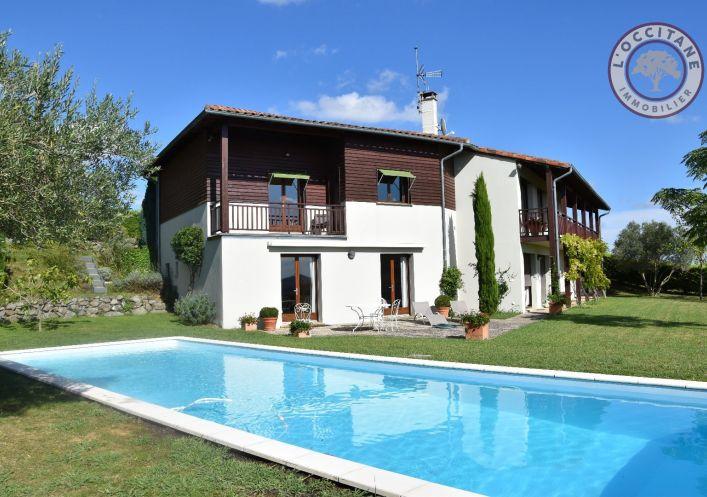 A vendre Villa d'architecte Levignac   Réf 320072242 - L'occitane immobilier