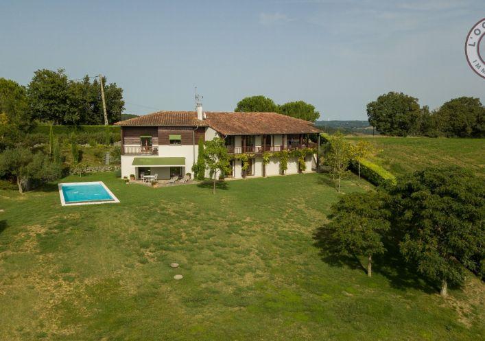 A vendre Villa d'architecte Levignac | Réf 320072242 - L'occitane immobilier