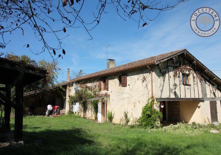 A vendre Maison de caractère Mauvezin   Réf 320072254 - L'occitane immobilier