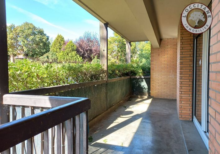 A louer Appartement Blagnac | R�f 320072260 - L'occitane immobilier