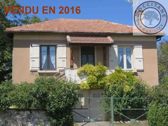 Maisons en vente l 39 isle jourdain l 39 occitane for Maison occitane