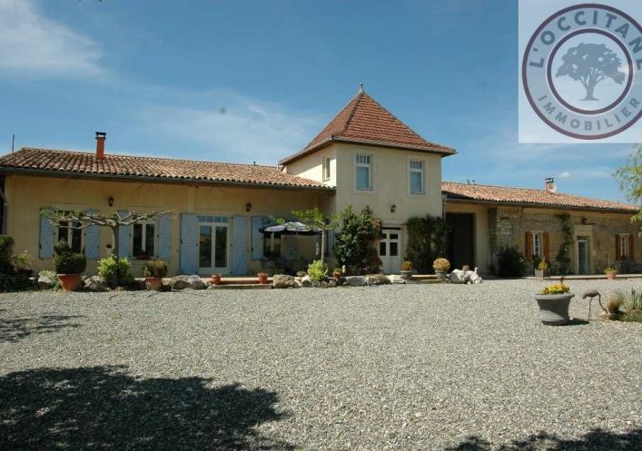 For sale L'isle En Dodon 32007483 L'occitane immobilier
