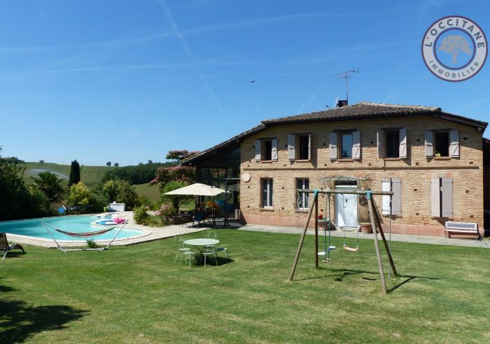 For sale Cadours 32007491 L'occitane immobilier