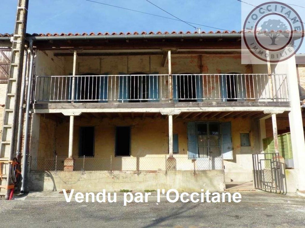 A vendre Cadours 32007499 L'occitane immobilier