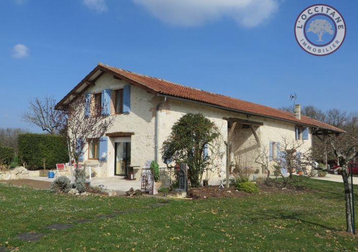 For sale Mauvezin 32007651 L'occitane immobilier