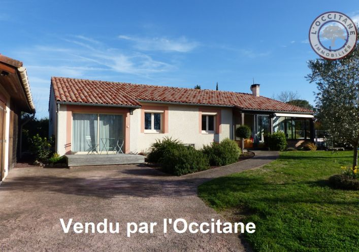 A vendre Levignac 32007770 L'occitane immobilier