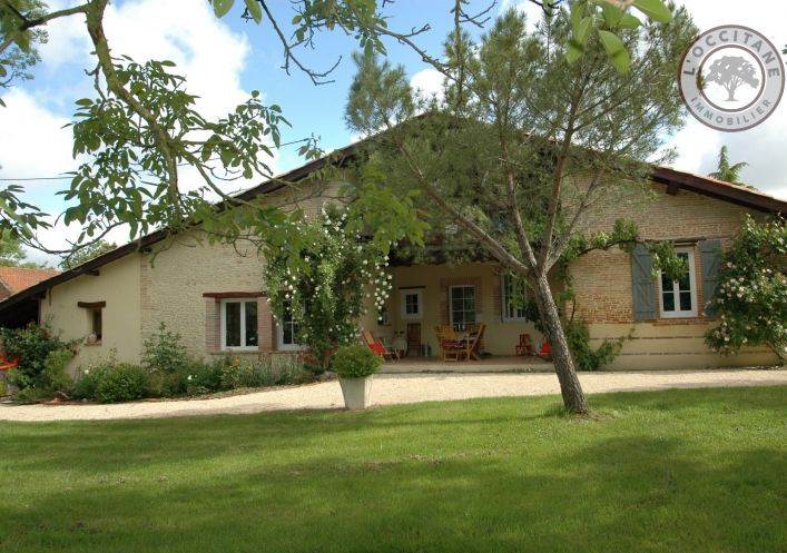 For sale Cadours 32007836 L'occitane immobilier
