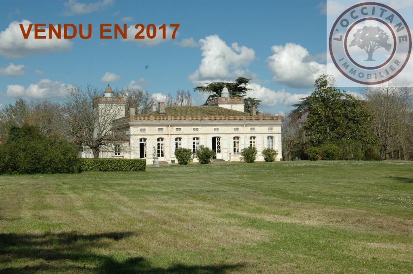 A vendre L'isle-jourdain 32007873 L'occitane immobilier
