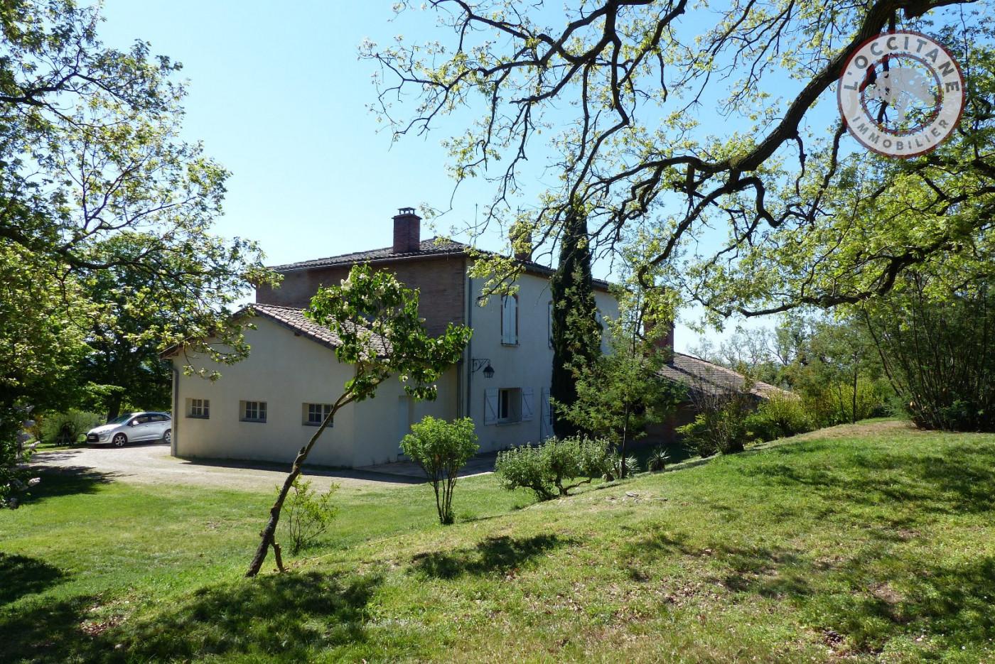 A vendre Levignac 32007892 L'occitane immobilier