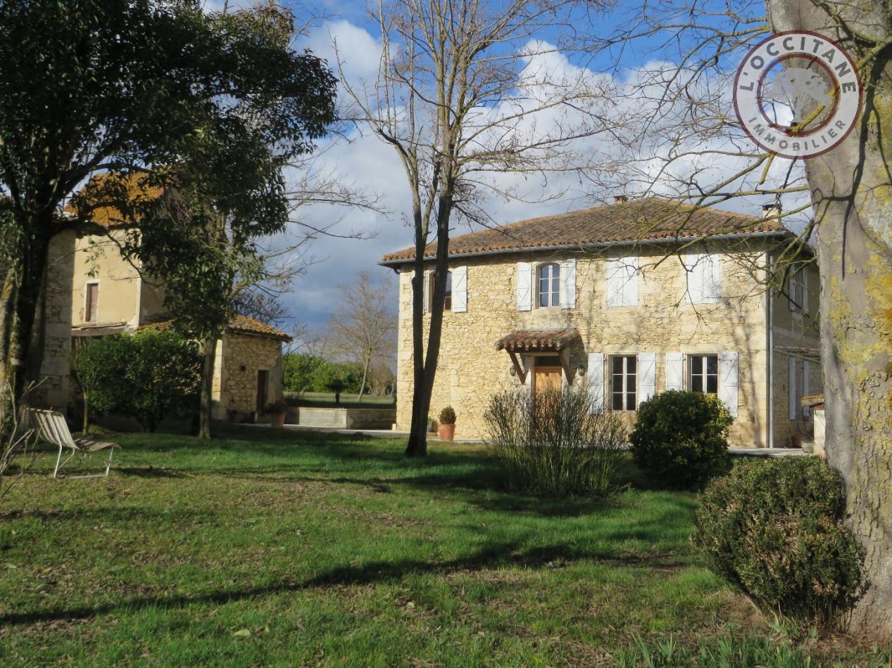 A vendre Mauvezin 32007895 L'occitane immobilier