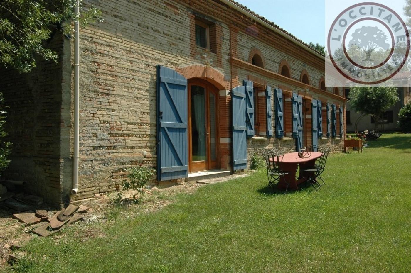 A vendre L'isle-jourdain 32007934 L'occitane immobilier