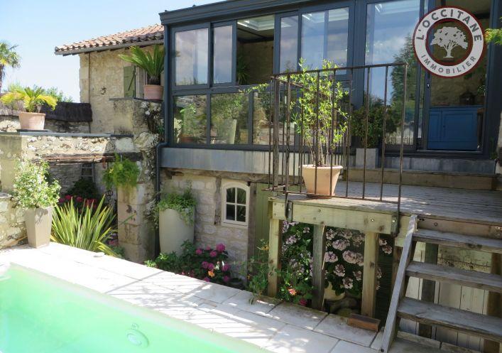 A vendre Fleurance 32007995 L'occitane immobilier