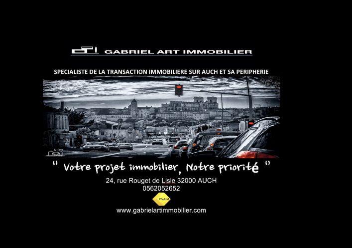A vendre Auch 32008100 Gabriel art immobilier