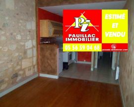 A vendre Pauillac 3301211557 Gironde immobilier