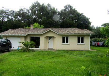 A vendre Cissac Medoc 3301212833 Lesparre immobilier