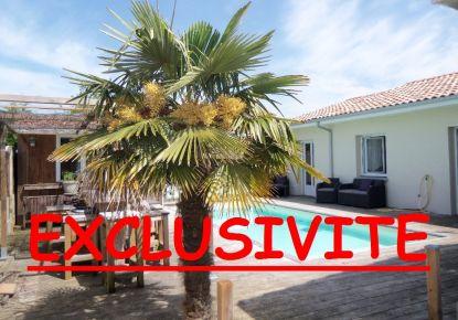 A vendre Carcans 3301312737 Lesparre immobilier