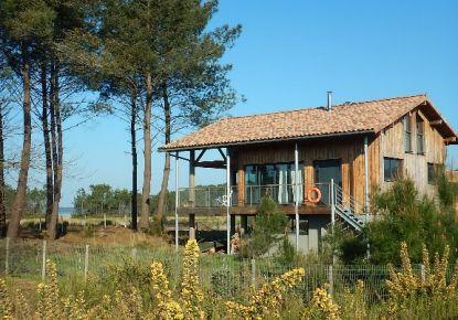 En location saisonnière Hourtin 3301411409 Gironde immobilier