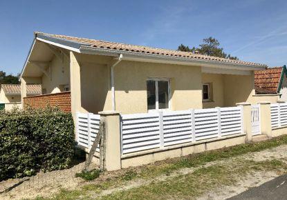 En location saisonnière Vendays Montalivet 3301412578 Lesparre immobilier