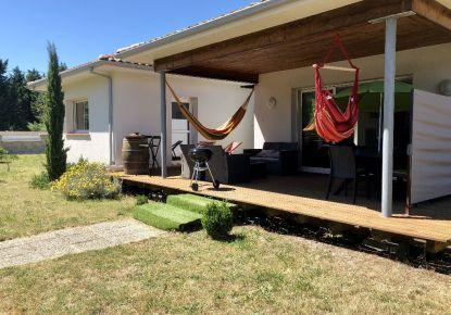 En location saisonnière Vendays Montalivet 3301412859 Lesparre immobilier