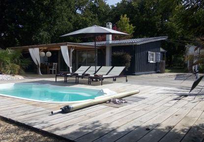 En location saisonnière Vensac 3301414481 Lesparre immobilier