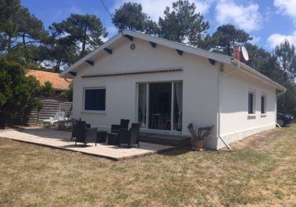 En location saisonnière Vendays Montalivet 3301414593 Lesparre immobilier