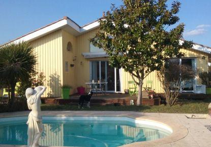 En location saisonnière Hourtin 330236907 Lesparre immobilier