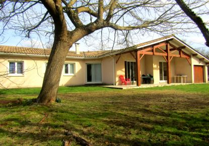 A vendre  Cissac Medoc  3301214352 Lesparre immobilier