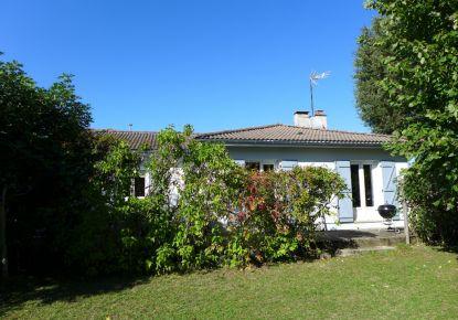 A vendre  Castelnau De Medoc  3301214736 Lesparre immobilier