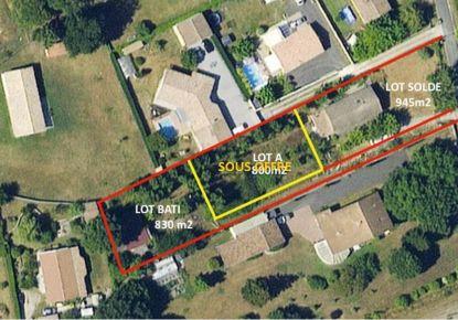 A vendre  Moulis En Medoc  3301214827 Lesparre immobilier