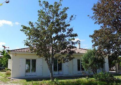 A vendre Lamarque 3301611647 Gironde immobilier