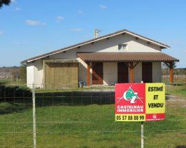 A vendre Listrac Medoc  3301611737 Lesparre immobilier