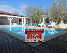 A vendre Listrac Medoc  3301612166 Lesparre immobilier